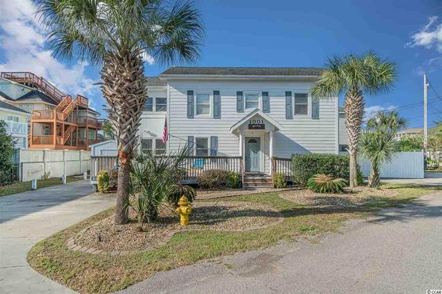 1001 Perrin Dr., North Myrtle Beach, SC 29582 (MLS #2023005) :: James W. Smith Real Estate Co.