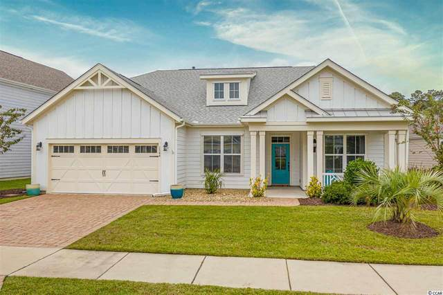 1544 Kensington Ln., Myrtle Beach, SC 29577 (MLS #2023029) :: Duncan Group Properties
