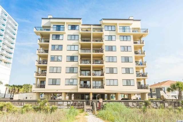 2209 S Ocean Blvd. #501, North Myrtle Beach, SC 29582 (MLS #2023041) :: James W. Smith Real Estate Co.