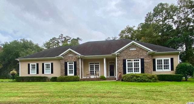 142 Mill Creek Dr., Pawleys Island, SC 29585 (MLS #2023048) :: Duncan Group Properties