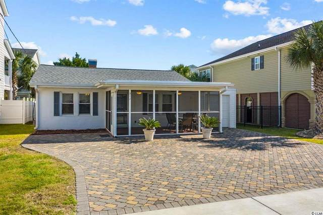 312 24th Ave. N, North Myrtle Beach, SC 29582 (MLS #2023052) :: Duncan Group Properties