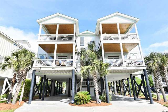 827 A North Waccamaw Dr., Garden City Beach, SC 29576 (MLS #2023055) :: Grand Strand Homes & Land Realty