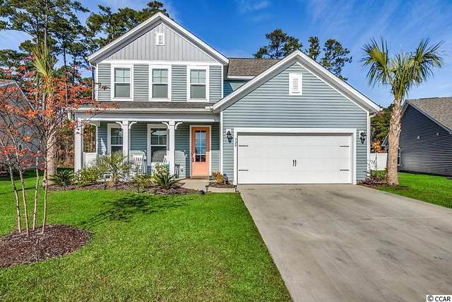 329 Cardita Loop, Myrtle Beach, SC 29588 (MLS #2023061) :: Garden City Realty, Inc.