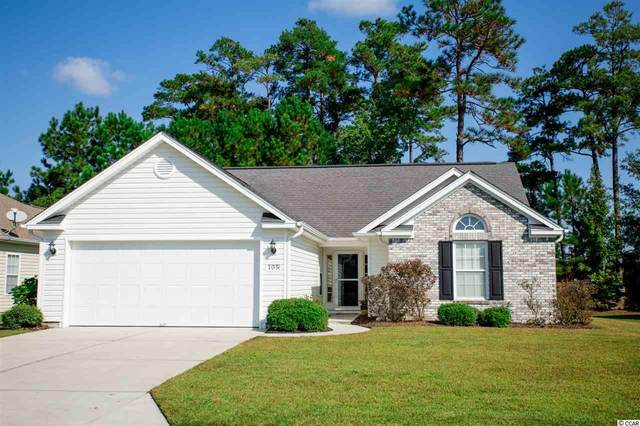 105 Southborough Ln., Myrtle Beach, SC 29588 (MLS #2023068) :: Garden City Realty, Inc.