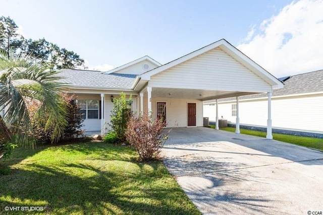8008 Cone Ct., Murrells Inlet, SC 29576 (MLS #2023084) :: Coastal Tides Realty