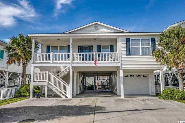 329 58th Ave. N, North Myrtle Beach, SC 29582 (MLS #2023089) :: Duncan Group Properties