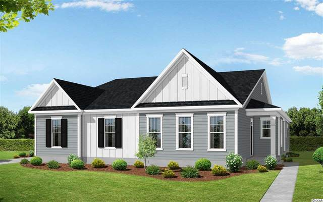 2064 Silver Island Way Cc92, Murrells Inlet, SC 29576 (MLS #2023096) :: The Lachicotte Company