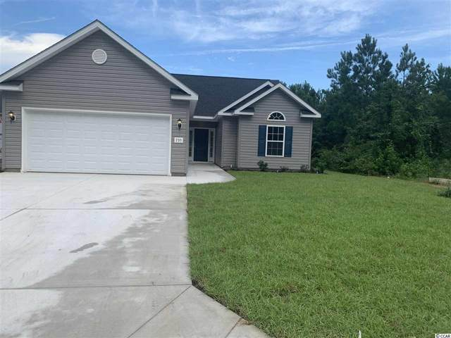 701 Sun Colony Blvd., Longs, SC 29568 (MLS #2023099) :: The Lachicotte Company