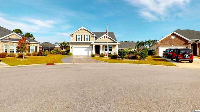 908 Ashbourn Ct., Murrells Inlet, SC 29576 (MLS #2023110) :: Jerry Pinkas Real Estate Experts, Inc