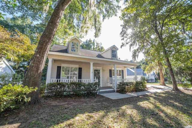 125 Reef Run Rd., Pawleys Island, SC 29585 (MLS #2023139) :: Duncan Group Properties