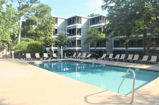 415 Ocean Creek Blvd. #2189, Myrtle Beach, SC 29572 (MLS #2023143) :: James W. Smith Real Estate Co.