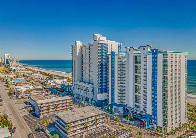 504 N Ocean Blvd. N #1511, Myrtle Beach, SC 29577 (MLS #2023145) :: Duncan Group Properties