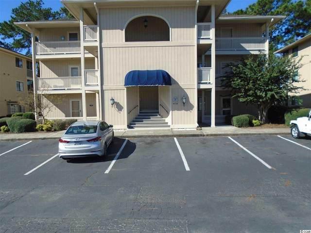 4258 Pinehurst Circle R-3, Little River, SC 29566 (MLS #2023161) :: Duncan Group Properties