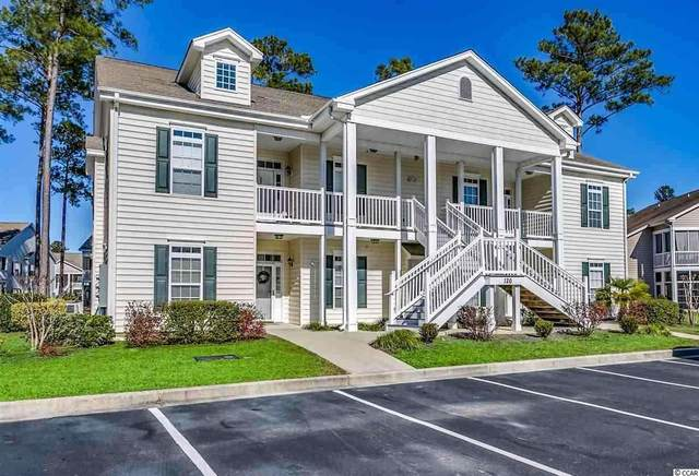 613 Sunnyside Dr. #102, Murrells Inlet, SC 29576 (MLS #2023163) :: Duncan Group Properties