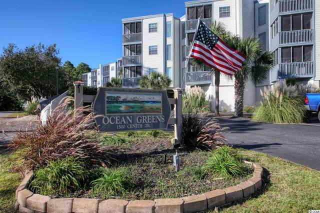 1500 Cenith Dr. C-403, North Myrtle Beach, SC 29582 (MLS #2023200) :: The Greg Sisson Team with RE/MAX First Choice