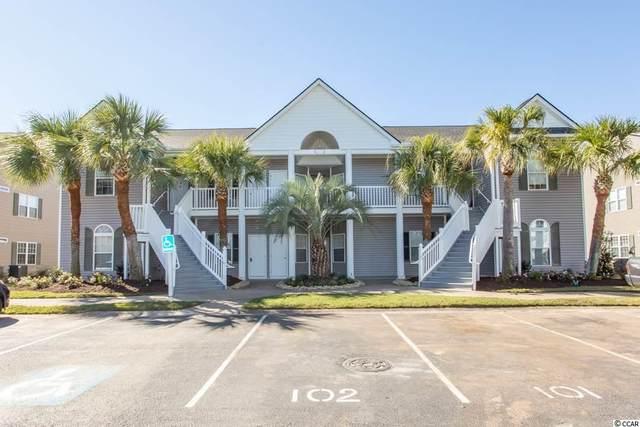 875 Palmetto Trail 5-103, Myrtle Beach, SC 29577 (MLS #2023266) :: Armand R Roux | Real Estate Buy The Coast LLC