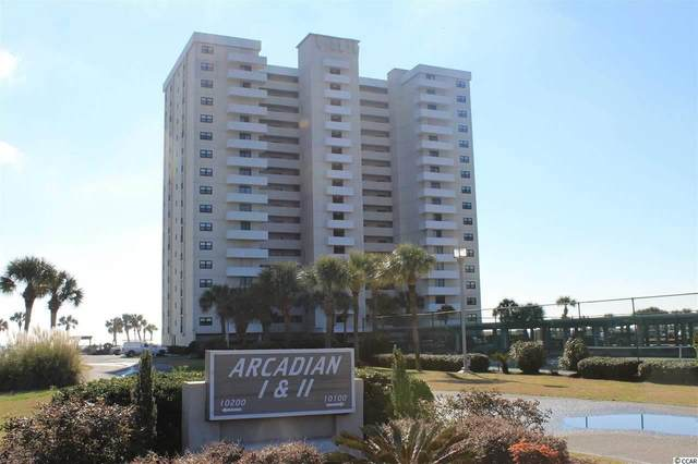 10100 Beach Club Dr. 6E, Myrtle Beach, SC 29572 (MLS #2023287) :: Coldwell Banker Sea Coast Advantage