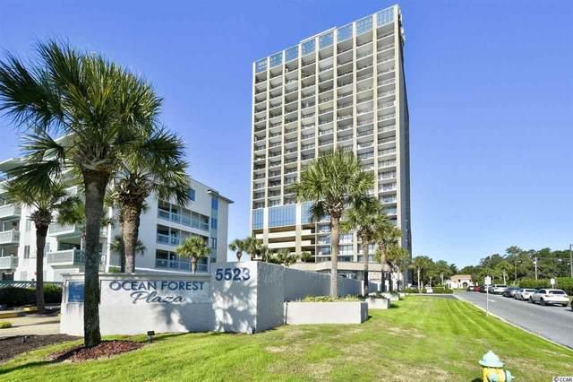5523 N Ocean Blvd. #1412, Myrtle Beach, SC 29577 (MLS #2023301) :: Duncan Group Properties