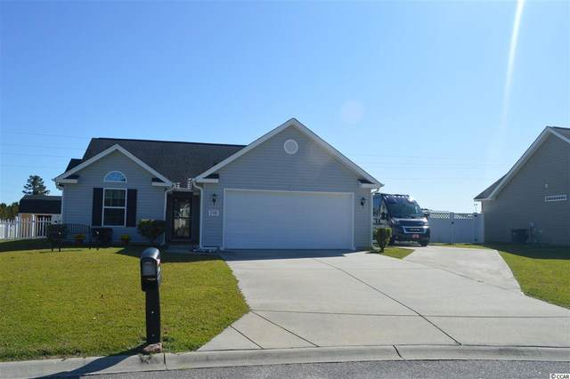 248 Hickory Springs Ct., Conway, SC 29527 (MLS #2023314) :: Hawkeye Realty