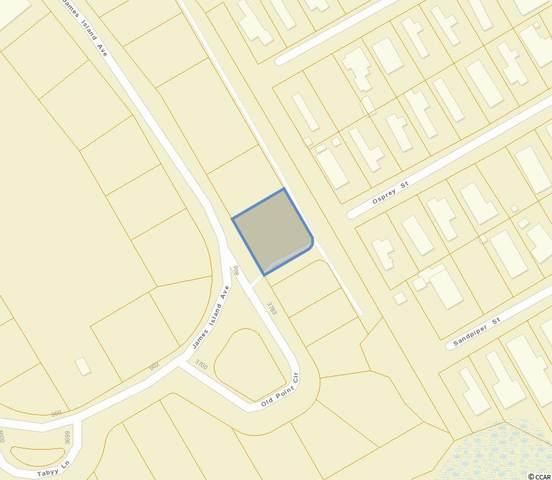 1001 James Island Ave., North Myrtle Beach, SC 29582 (MLS #2023316) :: Garden City Realty, Inc.