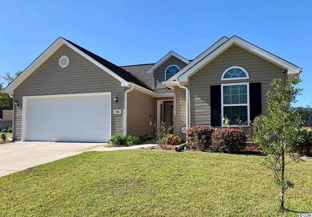 140 Emily Springs Dr., Conway, SC 29527 (MLS #2023320) :: James W. Smith Real Estate Co.