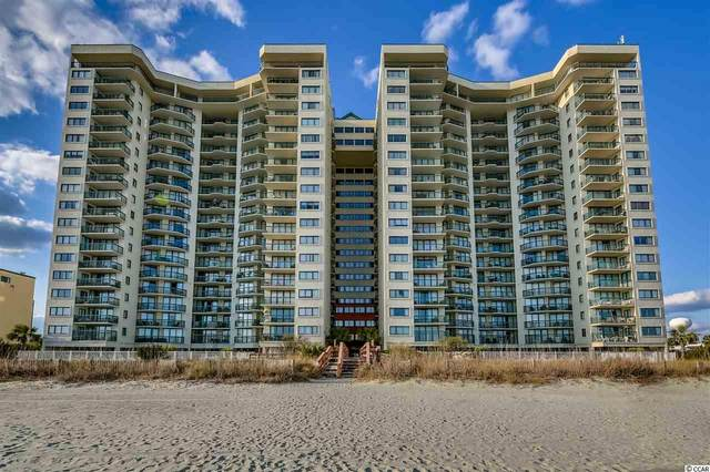 201 S Ocean Blvd. #1206, North Myrtle Beach, SC 29582 (MLS #2023323) :: Armand R Roux | Real Estate Buy The Coast LLC