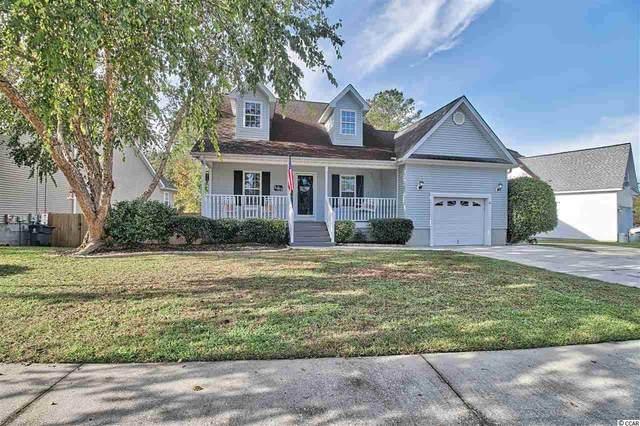 313 Fox Ridge Dr., Myrtle Beach, SC 29588 (MLS #2023338) :: Duncan Group Properties