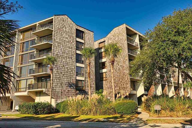 423 Parker Dr. #320, Pawleys Island, SC 29585 (MLS #2023381) :: Right Find Homes