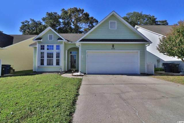 2743 S Key Largo Circle, Myrtle Beach, SC 29577 (MLS #2023384) :: Garden City Realty, Inc.