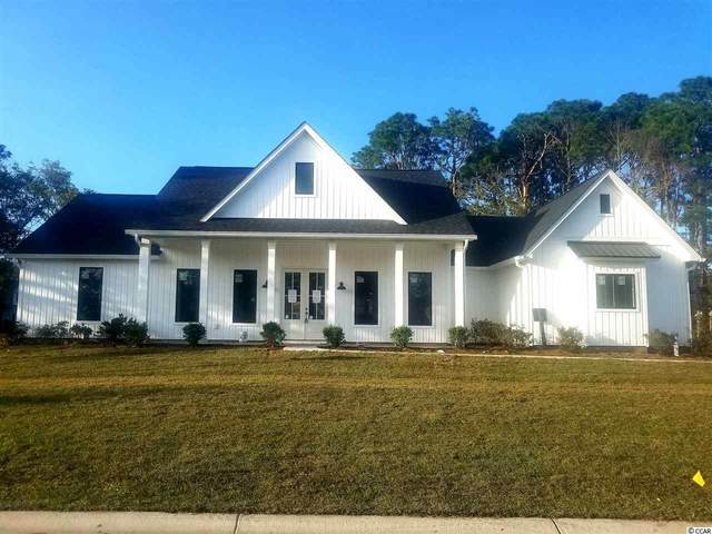 699 Pacific Commons Dr., Surfside Beach, SC 29575 (MLS #2023388) :: Armand R Roux | Real Estate Buy The Coast LLC