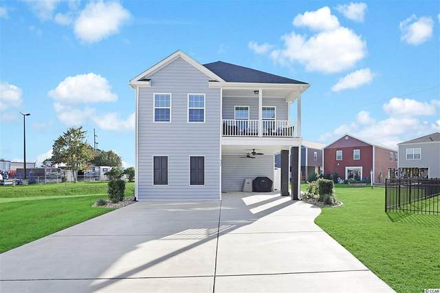 913 Ocean Pines Ct., North Myrtle Beach, SC 29582 (MLS #2023405) :: The Litchfield Company