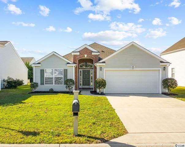 333 Carolina Farms Blvd., Myrtle Beach, SC 29579 (MLS #2023440) :: Armand R Roux | Real Estate Buy The Coast LLC