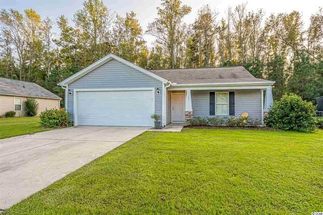 141 Burkridge West Dr., Myrtle Beach, SC 29588 (MLS #2023453) :: James W. Smith Real Estate Co.