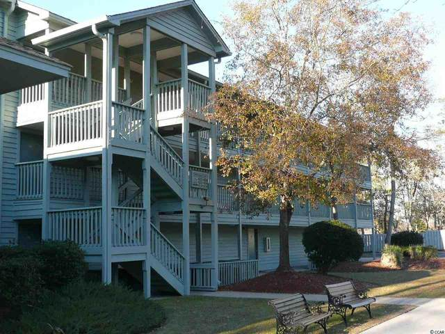 5905 S Kings Hwy. 4111-D, Myrtle Beach, SC 29575 (MLS #2023459) :: The Litchfield Company
