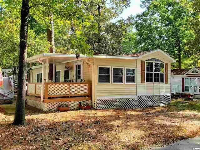 673 Forest Trail, Myrtle Beach, SC 29577 (MLS #2023464) :: Coldwell Banker Sea Coast Advantage