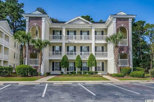 1184 River Oaks Dr. 30-E, Myrtle Beach, SC 29579 (MLS #2023469) :: Armand R Roux | Real Estate Buy The Coast LLC