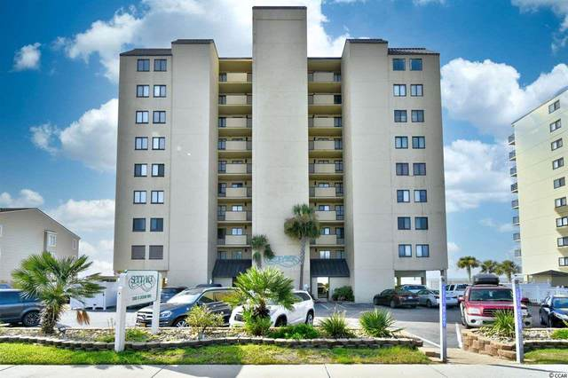 3513 S Ocean Blvd. #102, North Myrtle Beach, SC 29582 (MLS #2023479) :: Armand R Roux | Real Estate Buy The Coast LLC