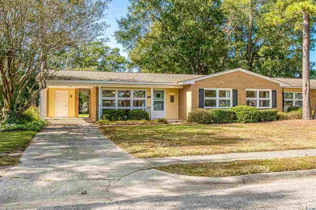 663 Swallow Ave. N/A, Myrtle Beach, SC 29577 (MLS #2023489) :: The Lachicotte Company