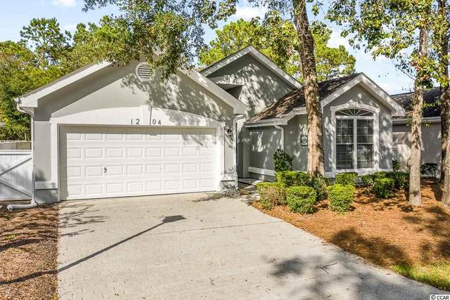 1204 Trisail Ln, North Myrtle Beach, SC 29582 (MLS #2023509) :: Duncan Group Properties