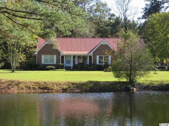 4963 Red Hill Rd., Whiteville, NC 28472 (MLS #2023524) :: Coldwell Banker Sea Coast Advantage