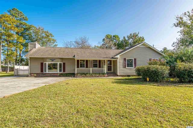 225 Caropine Dr., Myrtle Beach, SC 29575 (MLS #2023527) :: Duncan Group Properties