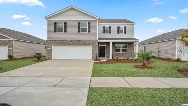 629 Black Pearl Way, Myrtle Beach, SC 29588 (MLS #2023549) :: James W. Smith Real Estate Co.