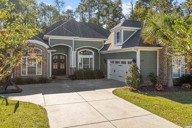 317 Welcome Dr., Myrtle Beach, SC 29579 (MLS #2023563) :: Coastal Tides Realty