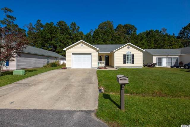9788 Conifer Ln., Murrells Inlet, SC 29576 (MLS #2023565) :: James W. Smith Real Estate Co.