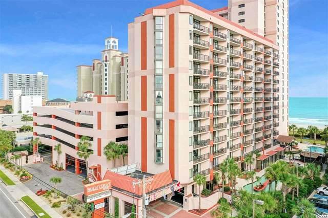 5308 Ocean Blvd. N #1208, Myrtle Beach, SC 29577 (MLS #2023589) :: Jerry Pinkas Real Estate Experts, Inc