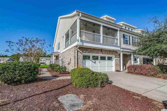 401 Blacksmith Ln. B, Myrtle Beach, SC 29579 (MLS #2023613) :: Armand R Roux | Real Estate Buy The Coast LLC