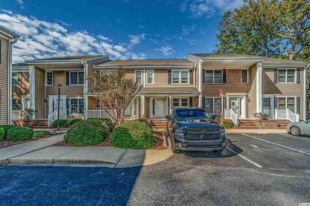 6702 Jefferson Pl. F-2, Myrtle Beach, SC 29572 (MLS #2023622) :: Duncan Group Properties