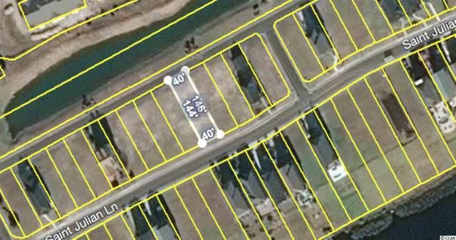 480 Saint Julian Ln., Myrtle Beach, SC 29579 (MLS #2023630) :: Duncan Group Properties