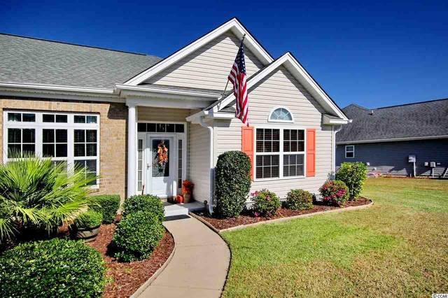 320 Vintage Circle, Myrtle Beach, SC 29579 (MLS #2023636) :: The Greg Sisson Team with RE/MAX First Choice