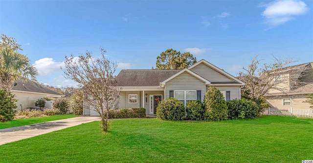 3468 Trailside Dr., Little River, SC 29566 (MLS #2023638) :: James W. Smith Real Estate Co.